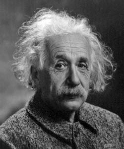 Einstein om ränta på ränta